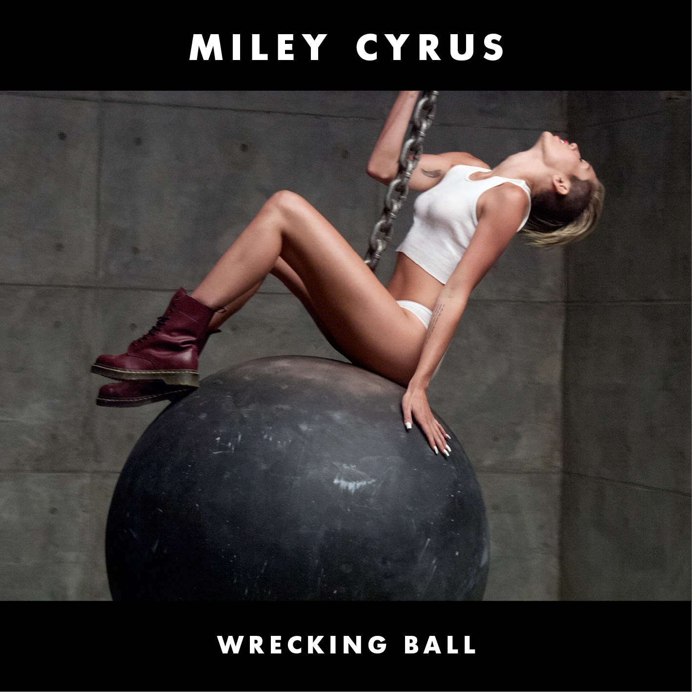 Miley's wrecking walls, but we're wondering what this means for her career...