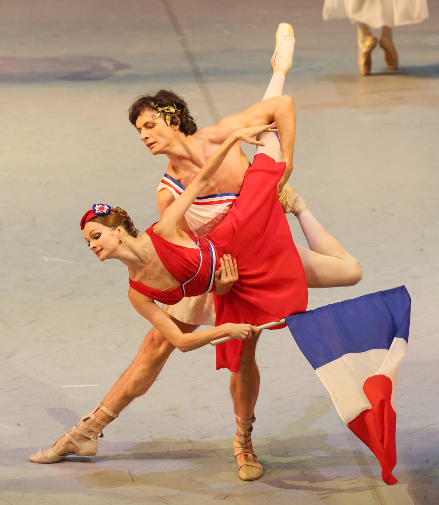 Mikhailovsky Ballet's The Flames of Paris